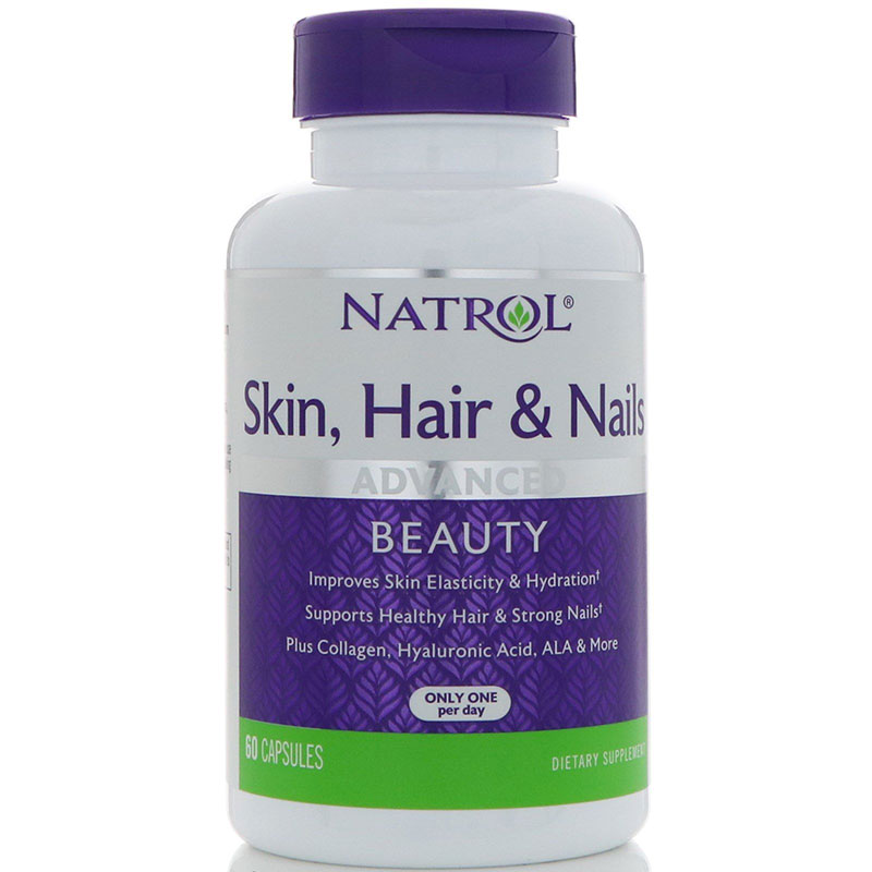 Skin Hair & Nails Natrol