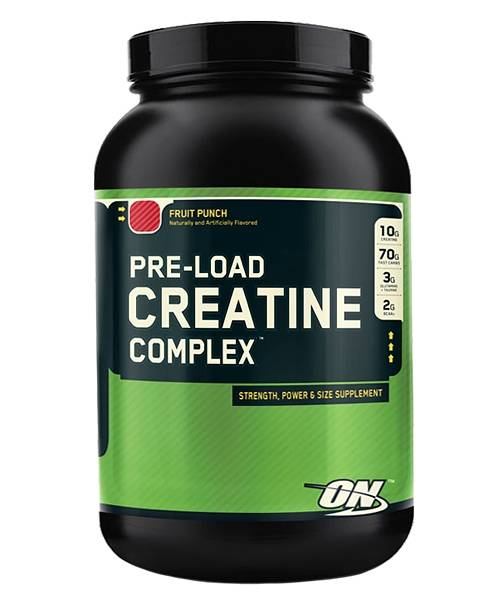 Pre-load Creatine Complex Optimum Nutrition 1 814 гр.
