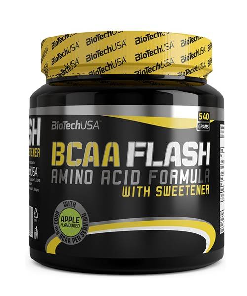Bcaa Flash Biotech Nutrition 540 гр.