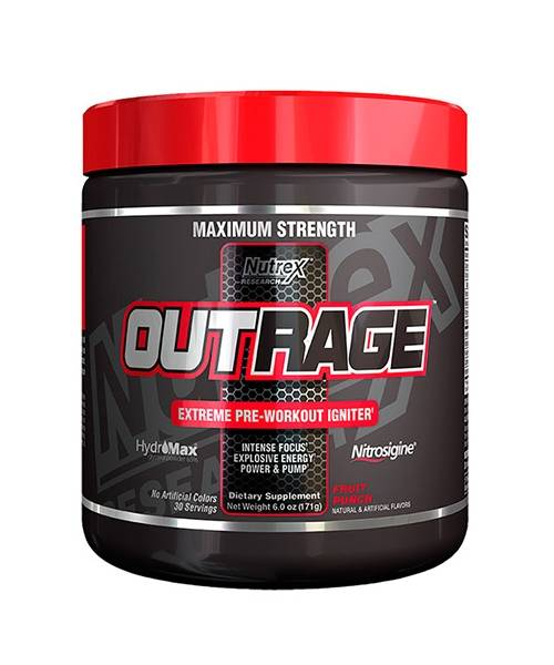 Outrage Nutrex Research 155 гр.