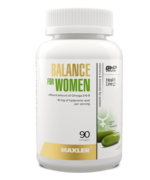 Balance for Women Maxler