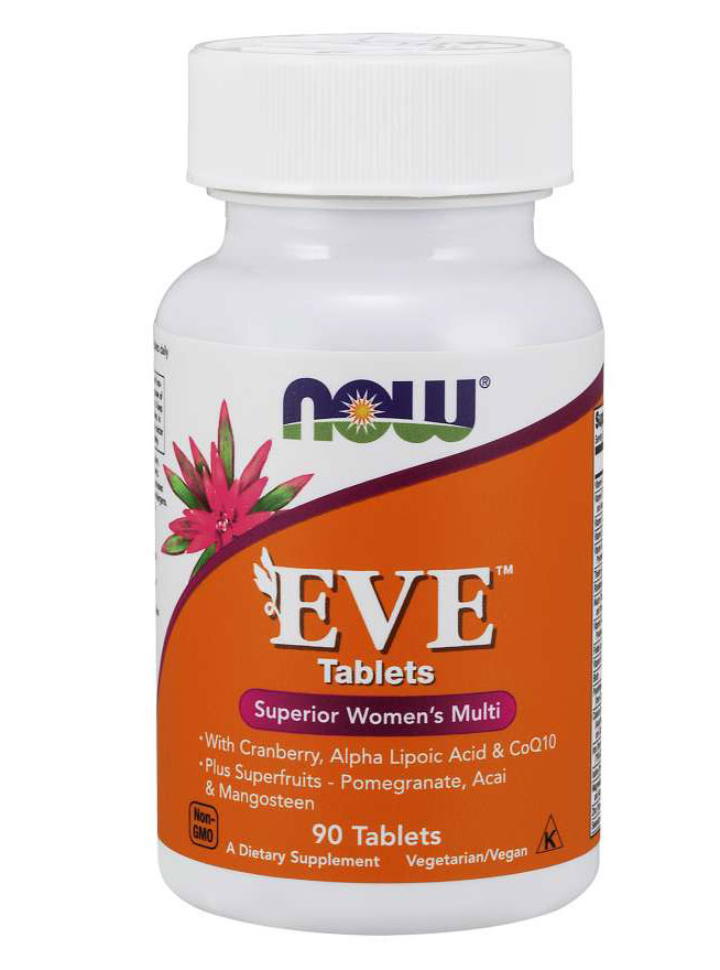 Eve - Women's Multivitamin NOW 90 таб.