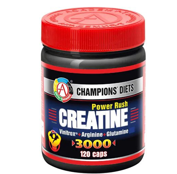 Creatine Power Rush 3000 Академия-т