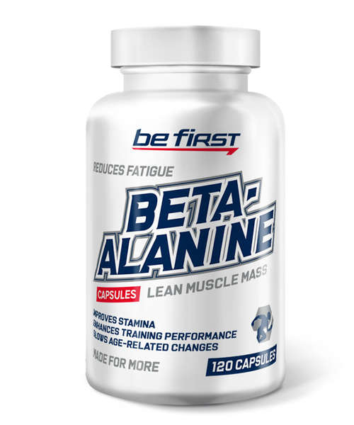 Beta-alanine Caps BE First