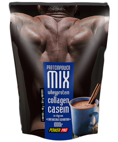 Mix Whey Protein Powerpro