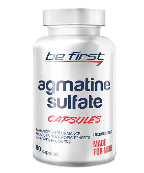 Agmatine Sulfate Caps BE First