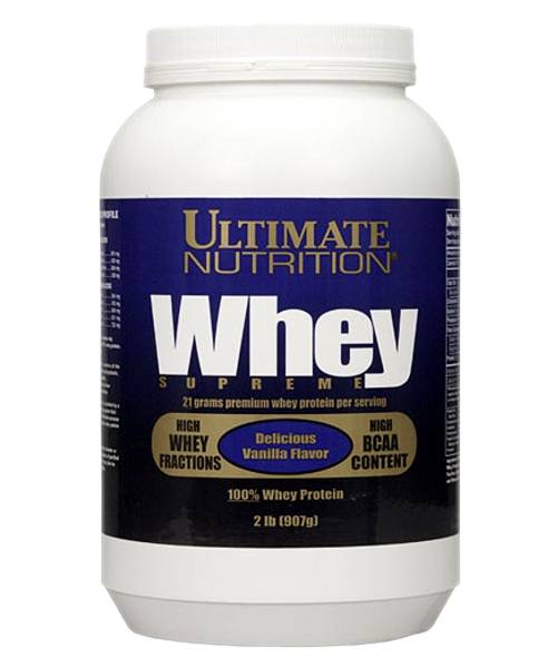 Whey Supreme Ultimate Nutrition 907 гр.