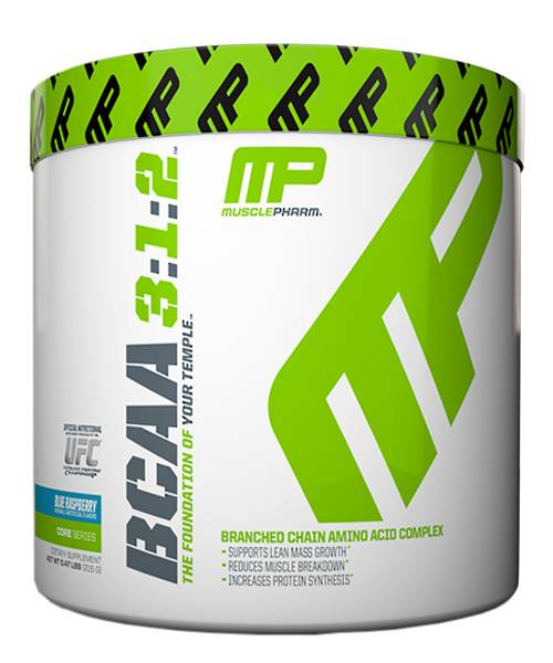 Bcaa 3:1:2 Powder Musclepharm 215 гр.