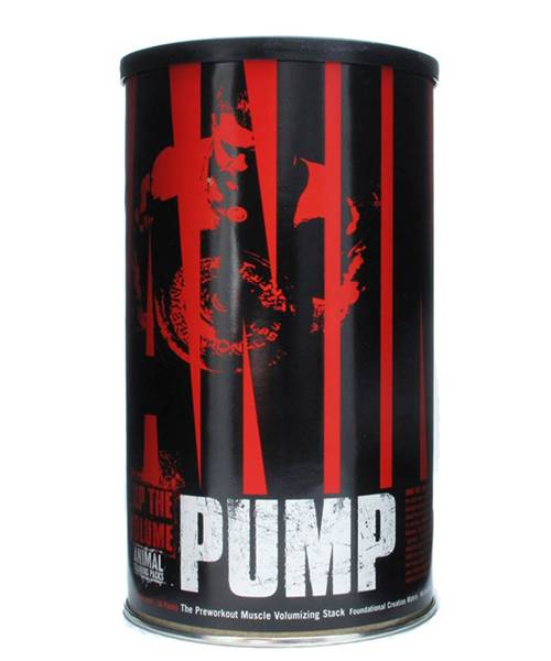 Animal Pump Universal Nutrition 30 пак.