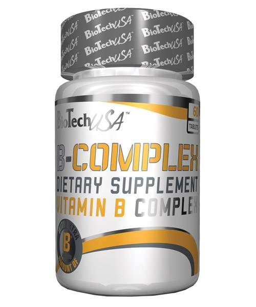 B-complex 75 Complete Biotech Nutrition 60 таб.