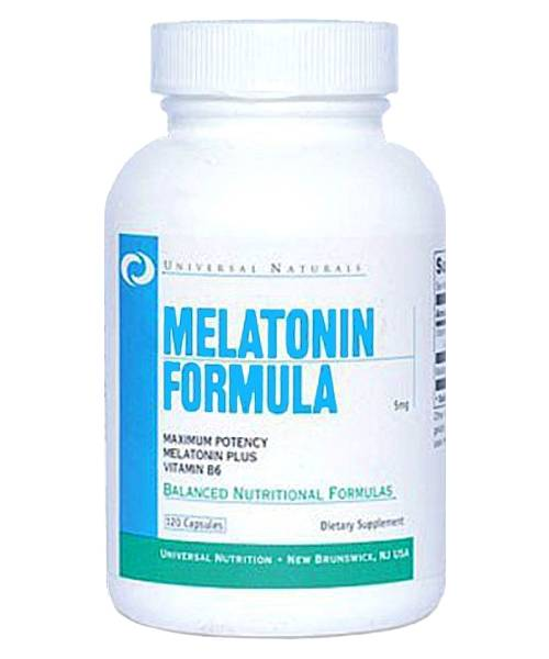 Melatonin Universal Nutrition
