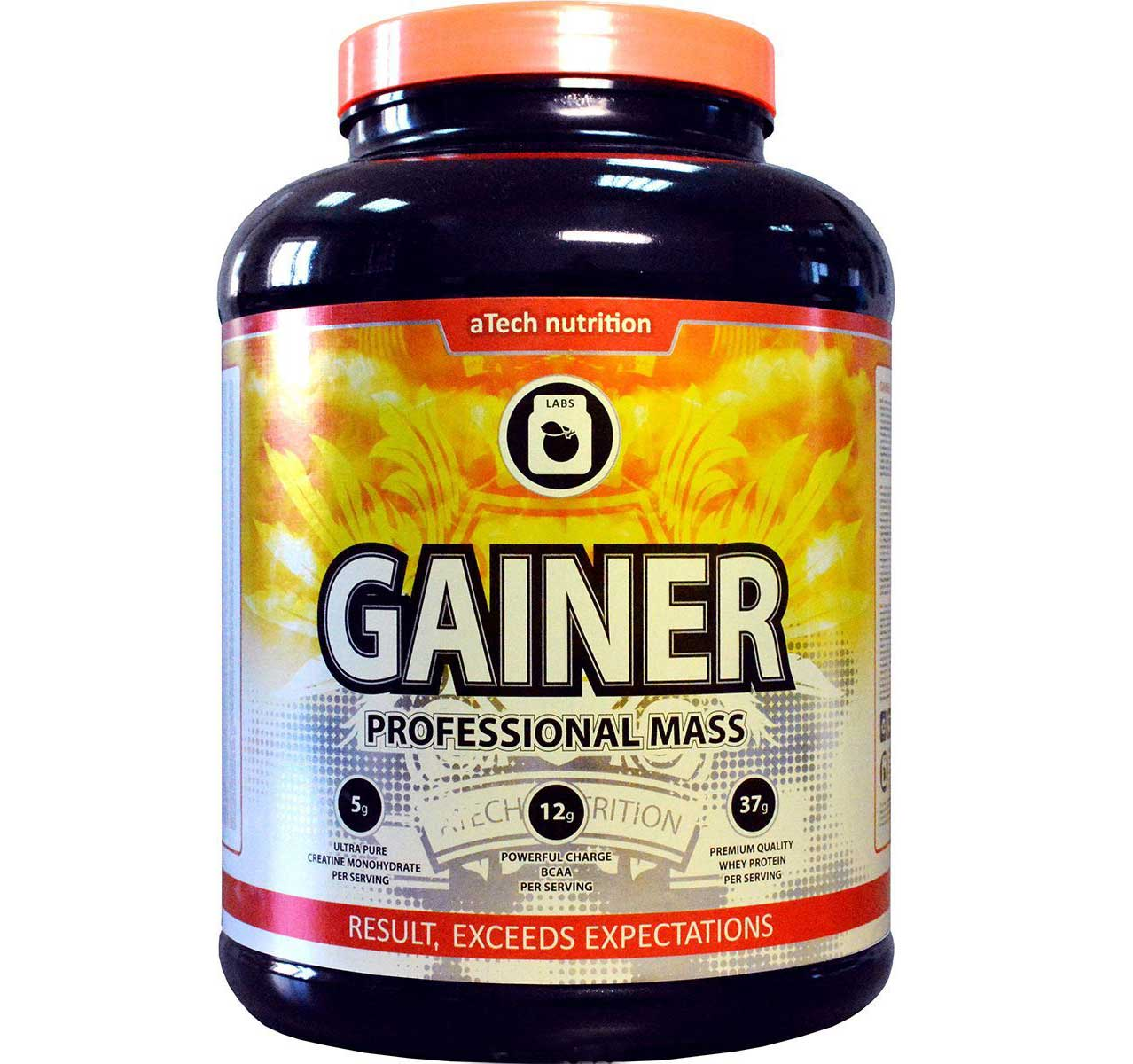 Gainer Professional Mass Atech
