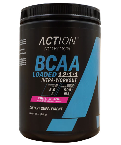 Bcaa Loaded Action Nutrition