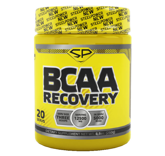 Bcaa Recovery Steel Power