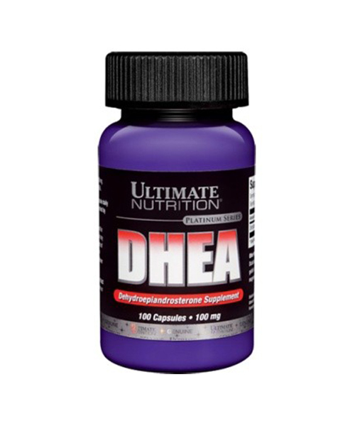 Dhea 100 mg Ultimate Nutrition 100 капс.