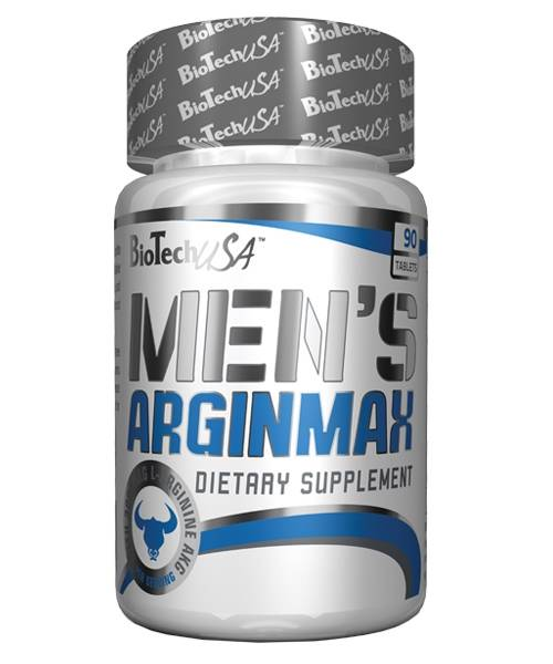 Men`s Arginmax Biotech Nutrition 90 таб.