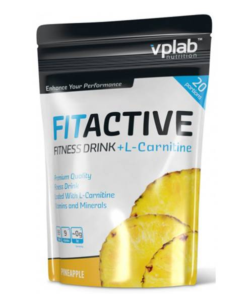 Fit Active L-carnitine VP Laboratory