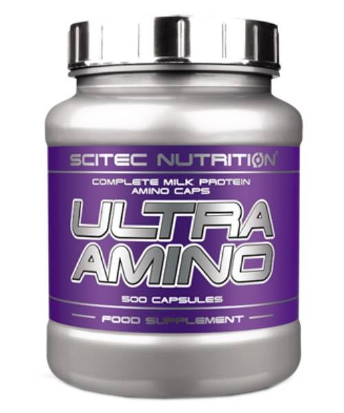 Ultra Amino Scitec Nutrition 500 капс.