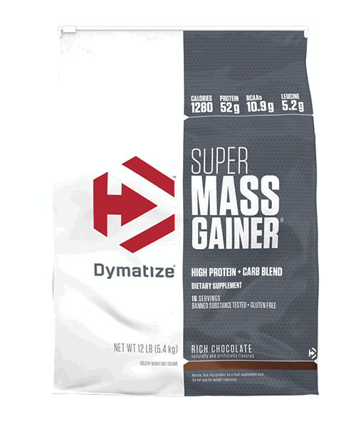 Super Mass Gainer Dymatize Nutrition 5443 г
