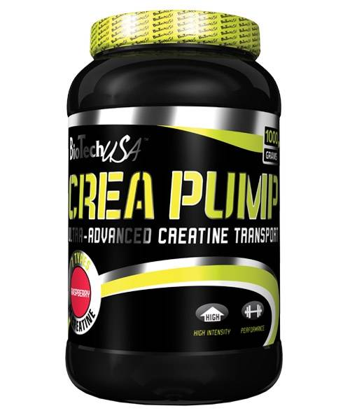 Crea Pump Biotech Nutrition