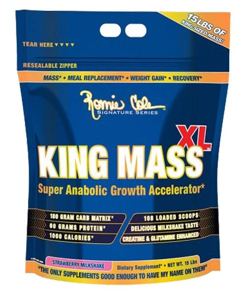 King Mass XL Ronnie Coleman Signature Series 6750 г