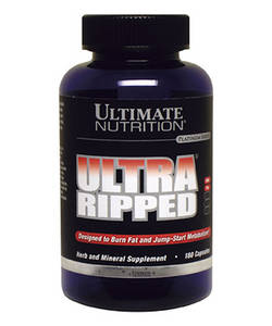 Ultra Ripped Ultimate Nutrition 90 капс.