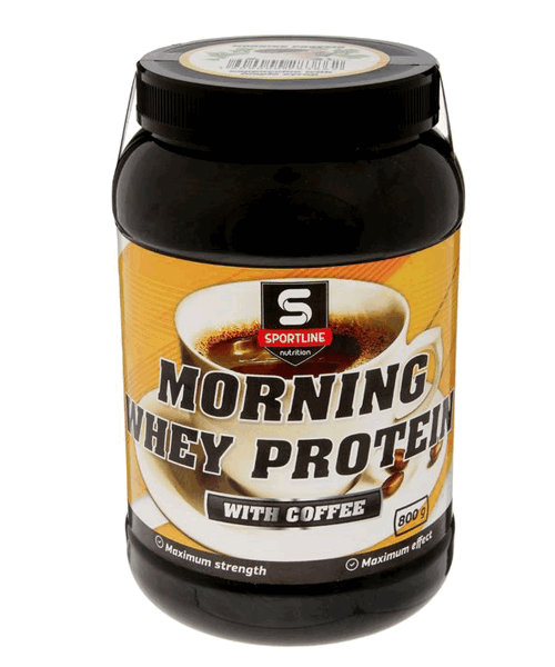 Morning Whey Protein Sportline 800 гр.