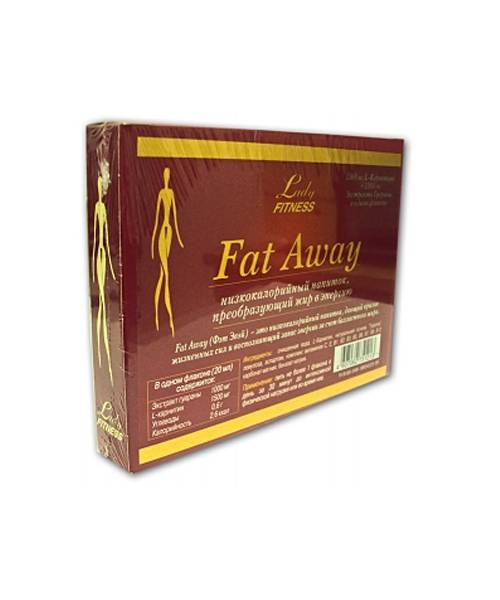 Fat Awat Lady Fitness 1 шт., 25 мл.