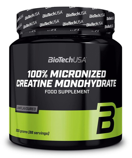 100% Creatine Monohydrate Biotech Nutrition 300 г