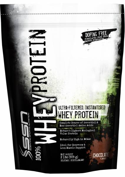 100% Whey Protein SSN 908 гр.