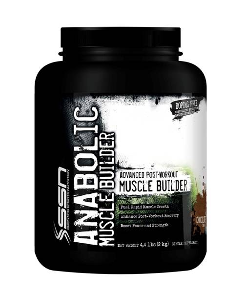 Anabolic - Muscle Builder SSN 2000 гр.