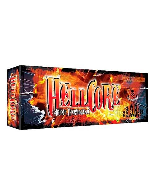 Hell Core Vit.O.Best 120 капсул