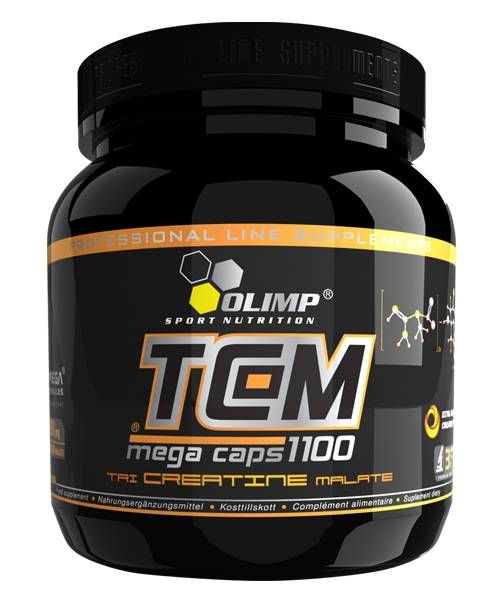 TCM Mega Caps Olimp Sport Nutrition 400 капс.