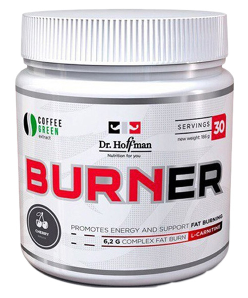 Burner Powder DR. Hoffman