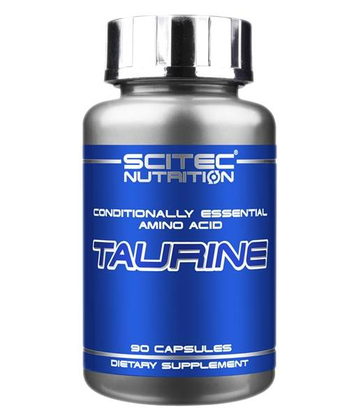Taurine Scitec Nutrition 90 капс.