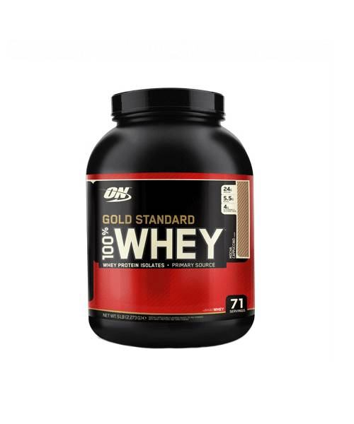 100% Whey Gold Standard Optimum Nutrition 1500 г