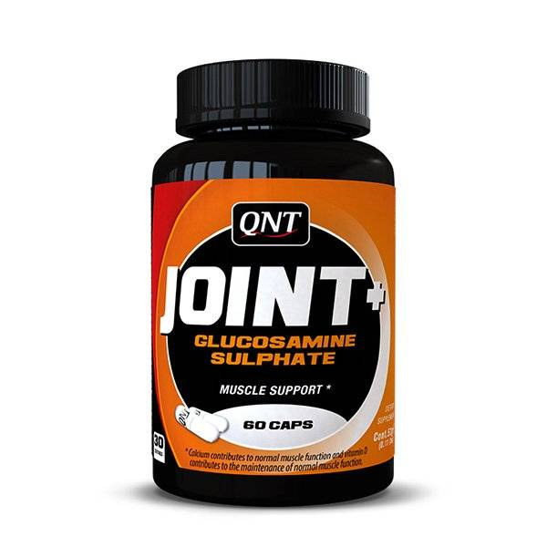 Glucosamine Joint + Support QNT 60 капс.