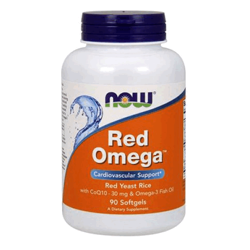 Red Omega NOW 90 капс.