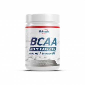 Bcaa + B6 Caps Genetic LAB 90 капс.