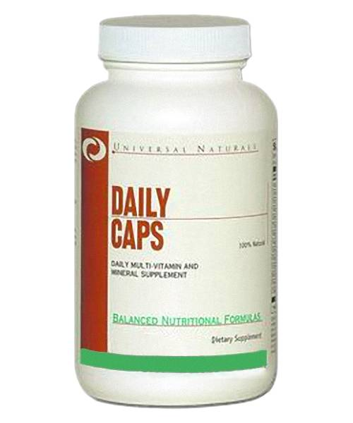 Daily Caps Universal Nutrition 75 капс.
