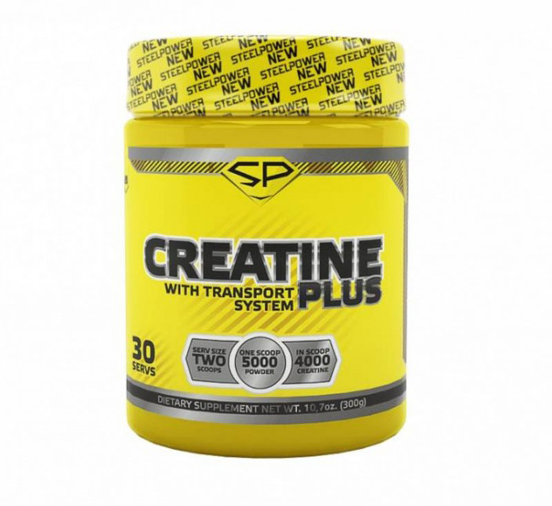 Creatine Plus Steel Power