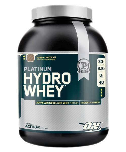 Platinum Hydrowhey Optimum Nutrition 1590 г