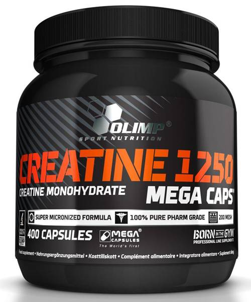Creatine Mega Caps Olimp Sport Nutrition 400 капс.