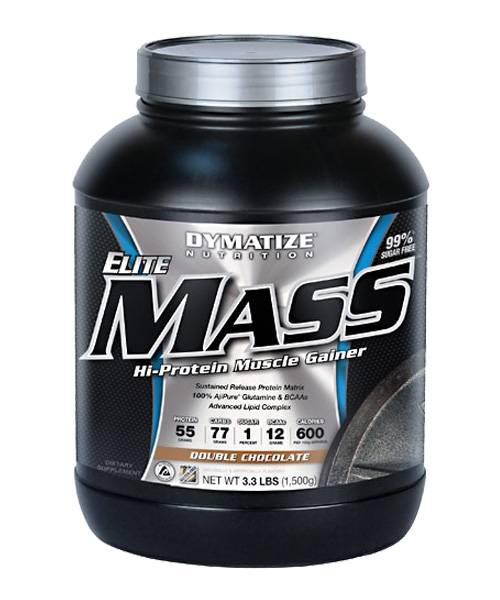 Elite Mass Gainer Dymatize Nutrition 1 497 гр.