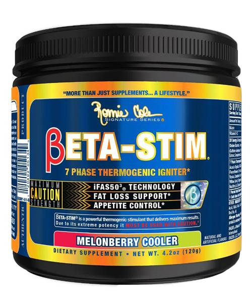 Beta-stim Ronnie Coleman Signature Series 120 гр.