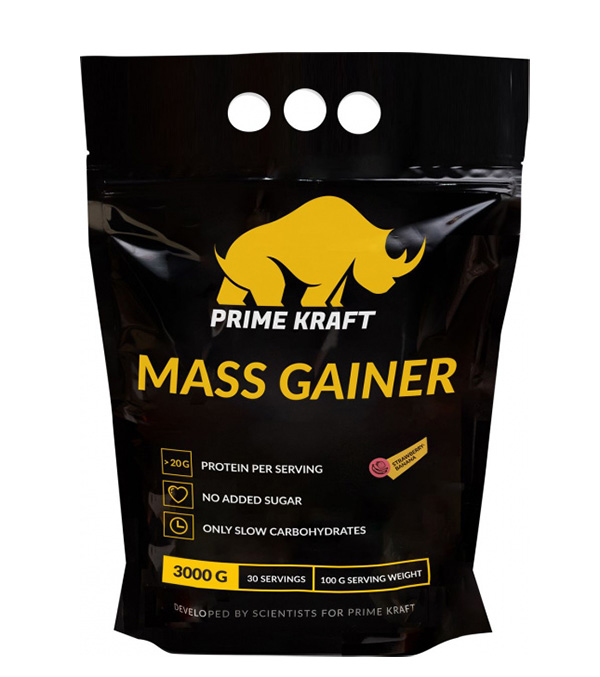 Mass Gainer Prime Kraft 3000 г
