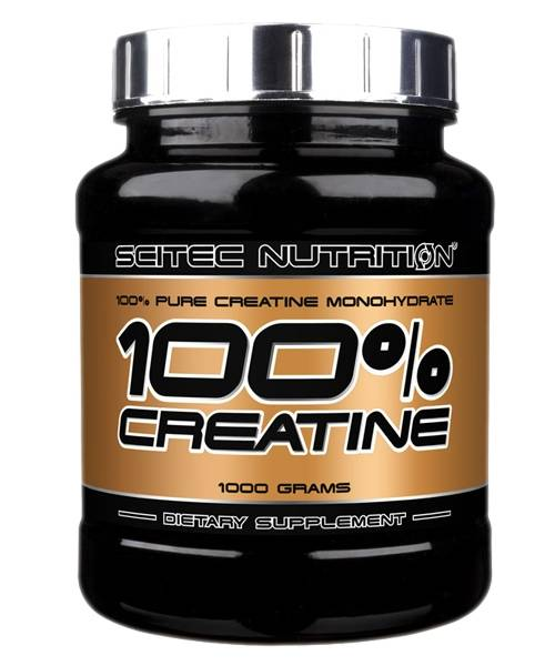 Creatine 100% Pure Scitec Nutrition 1000 г