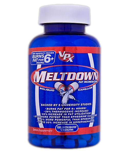 Meltdown VPX
