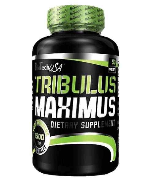 Tribulus Maximus Extra Strong Biotech Nutrition 90 капсул
