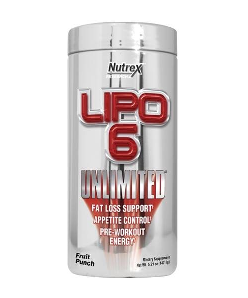 Lipo-6 Unlimited Nutrex Research 150 г